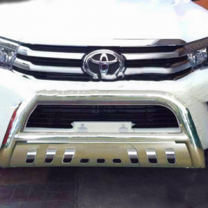 Stainless Steel Bull Bar Front Grill Guard For Hilux Revo M80 M70 SR5