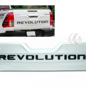 Rear Back Tailgate Cover Tail Gate Board For Toyota Hilux REVO SR5 M70 M80