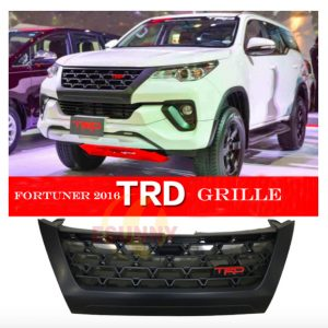 TRD Front Bumper USE FOR TOYOTA FORTUNER SUV 2016 2017