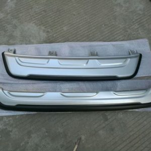 Front And Rear Bumper Guard For Toyota Fortuner 2016+