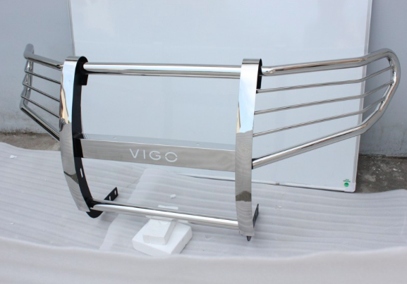 Hilux Vigo 2005-2014 Stainless Steel Grile Guard