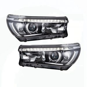 LED Projector Head Lamp For Hilux Revo M80 M70 SR5