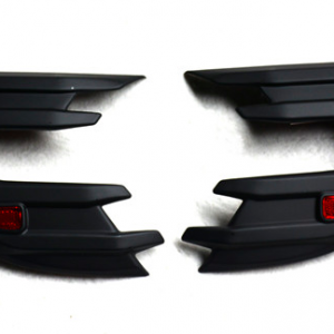 Hilux Revo Black Kits Set