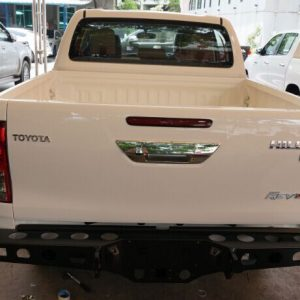 Rear Bumper Guard For Hilux Revo