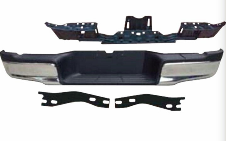 Rear Bumper For Hilux Revo M80 M70 SR5