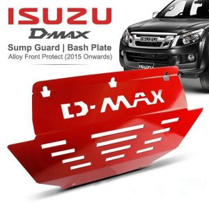 D-Max 2012-2016 Skid Plate Engine Protector Sump Guard Offroad D-max Bash Plate