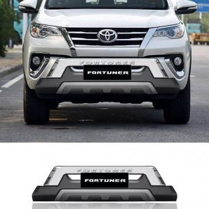 ABS Front Bumper Guard USE FOR TOYOTA FORTUNER SUV 2016 2017