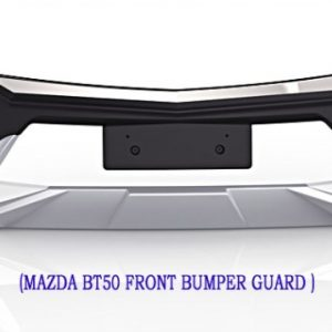Mazda BT50 2014 ABS Front bumper guard