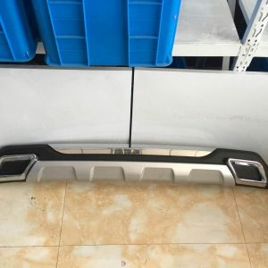 ABS Rear Bumper Guard USE FOR TOYOTA FORTUNER SUV 2016 2017