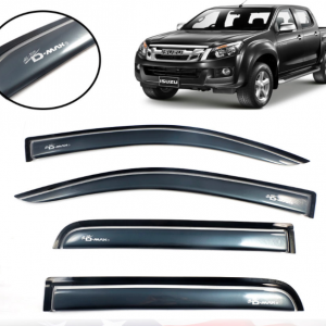 ISUZU D-MAX 2012 WIND SHIELD GUARD RAIN VISOR
