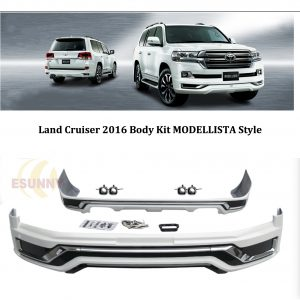 Land Cruiser 2016 Body Kit MODELLISTA Style