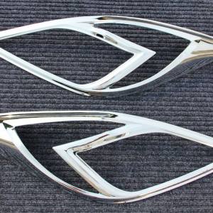 MAZDA 2012 BT-50 full chromed kits
