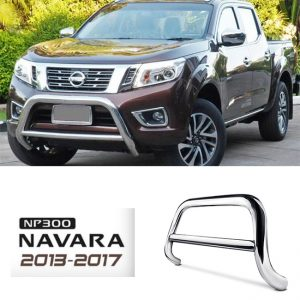 NAVARA NP300 Frontier 2013-2017 BULL BAR FRONT BUMPER GUARD NUDGE BAR