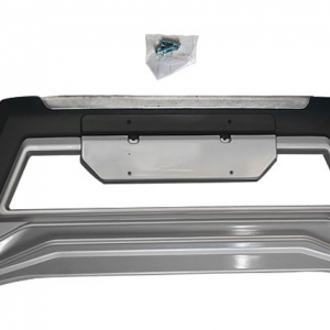 NAVARA NP300 ABS Front bumper guard with LED