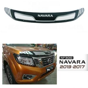Nissan Frontier D23 Navara NP300 2013-2017 Bonnet guard