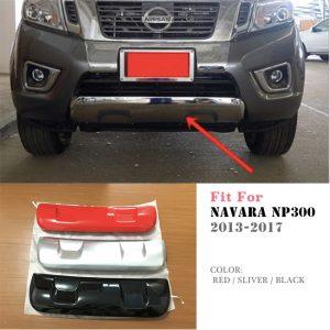 NISSAN NAVARA NP300 2013-2017 FRONT PLATE GUARD