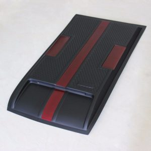 Scoop Hood Vent Cover For D-MAX 2016