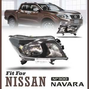 Nissan Navara NP300 2014-2016 LED  Headlights