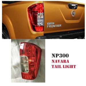 Rear Tail Lights for Nissan Navara Np300 2014