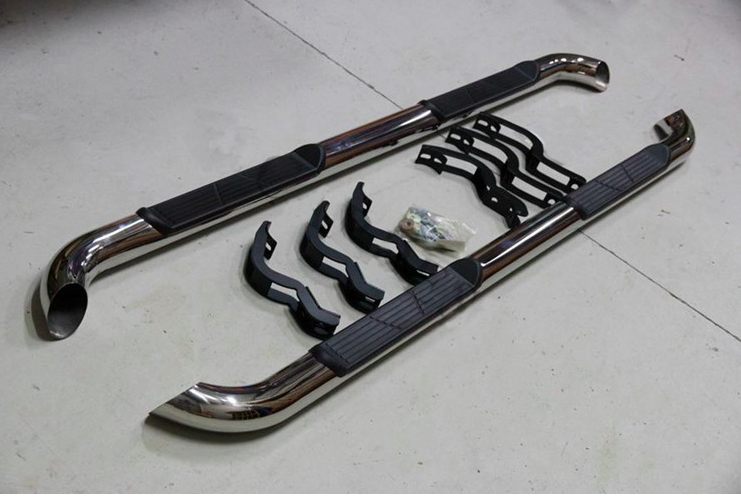 Ford Ranger 2012-2014 Stainless Steel Side Step