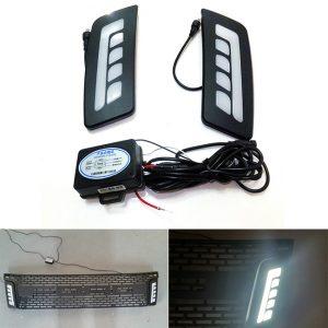 Ford RANGER T6 2012-2014 LED Day Time Running Light  DRL