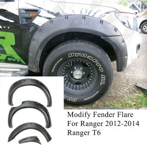 Ford Ranger T6 2012-2014 Wheel Arch Fender Flare