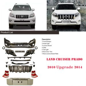 LAND CRUISER PRADO 2010 UPGRADE 2014