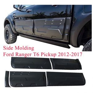 Ford Ranger T6 T7 Pickup 2012-2017 Side Molding Body Cladding