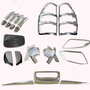 Ford Range 2012 Full Set Chromed Kits