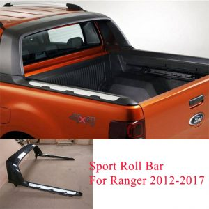 Ford Ranger T6 T7 2012-2017 Sport RollBar with Brake Light