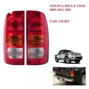 Toyota Hilux Vigo SR5 2005-2011 Clear Lens Tail Light