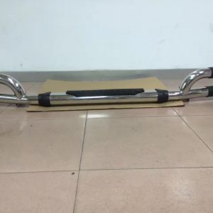 Toyota Hilux Vigo 2005-2012 Stainless Steel Rear Bumper Rear Guard