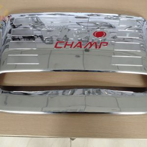 Toyota Hilux Vigo Champ 2012-2014 SR5 Chromed Scoop