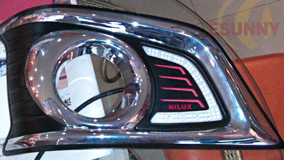 Toyota Hilux Vigo Champ 2012-2014 Day Time Running Light