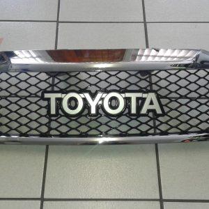Toyota Hilux Vigo Pickup 2012-2014 Grille Chromed