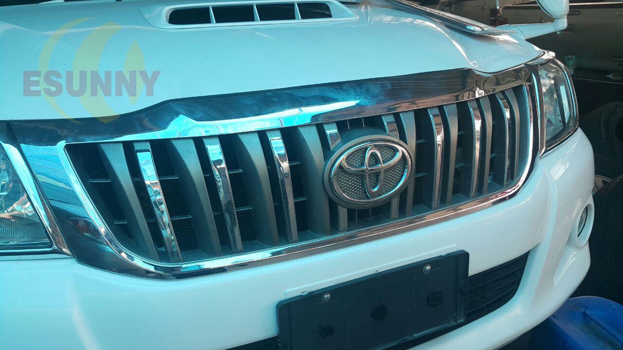 Toyota Hilux Vigo Champ MK7 2012-2014 Grille Prado Style