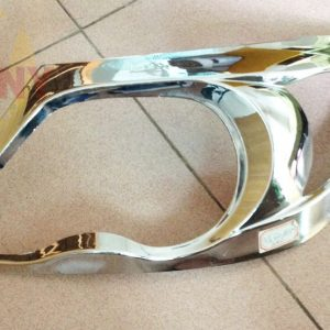 Toyota Hilux Pickup Vigo SR5 MK6 2005-11 Chrome Front Headlight Cover