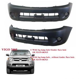 Toyota Hilux Vigo 2005-2009 Front Bumper