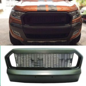 Ford Ranger T7 2015-2017 Grille With Ford Words