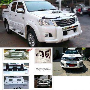 Toyota Hilux Vigo Champ 2012-2014 Prado Style ABS Front Bumper Guard