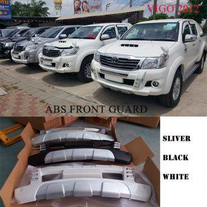 Toyota Hilux Vigo Champ 2012-2014 ABS Front Bumper Guard