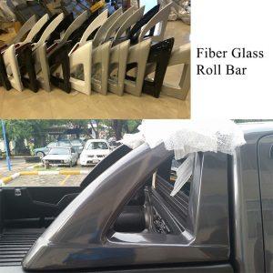 Toyota Hilux Vigo 2012 Fiber Glass Roll Bar