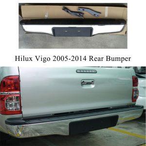 Toyota Hilux Vigo 2005-2012 Rear Bumper