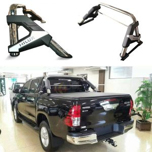 Toyota hilux vigo 2012 Stainless Steel Roll Bar