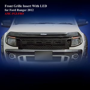 Front Grille Insert With LED