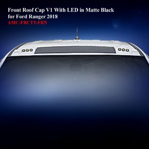 Front Roof Cap With LED in Two Tone