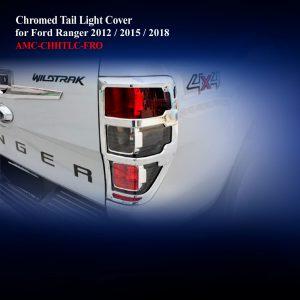 Chromed Tail Light Cover