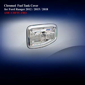 Chromed Fuel Tank Cover