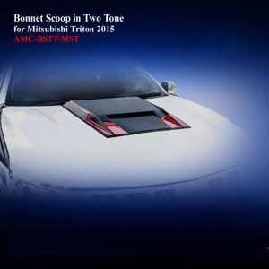 Bonnet Scoop in Two Tone