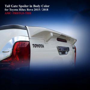 TRD Design Tail Gate Spoiler in Body Color